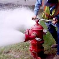 室外消火栓仪器配置试验方案