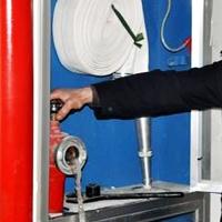 室内消火栓仪器配置试验方案