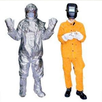 热防护装备性能检测平台